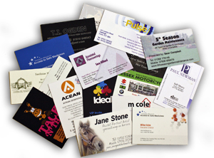 Business Cards Essex